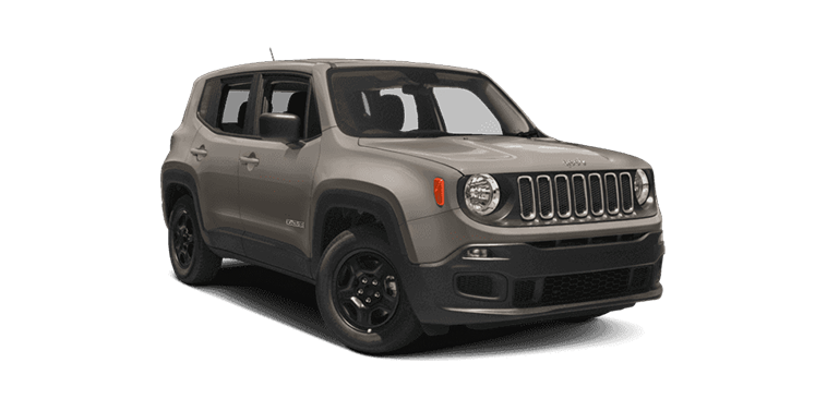 JEEP RENEGADE 4×4