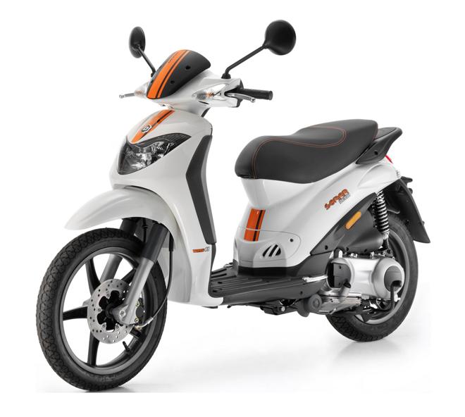 SONAR DERBI 125cc