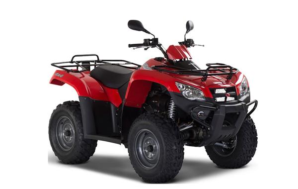 KYMCO MXU 450cc