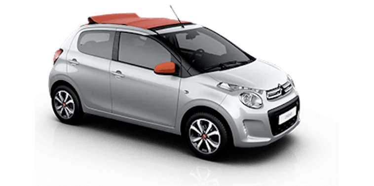 CITROEN C1 OPEN ROOF