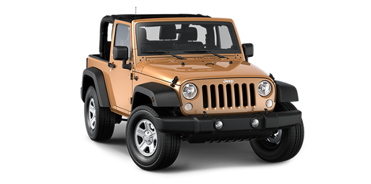 JEEP WRANGLER OPEN